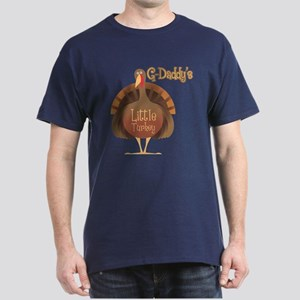 G-Daddy's Little Turkey Dark T-Shirt