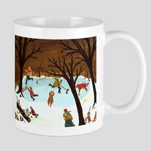 WOODLAND SKATERS Mug