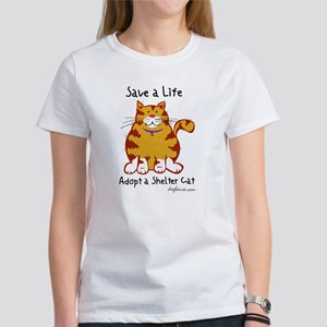 Shelter Cat Women's T-Shirt