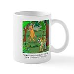 Bigfoot Cartoon 9298 Mug