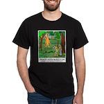 Bigfoot Cartoon 9298 Dark T-Shirt