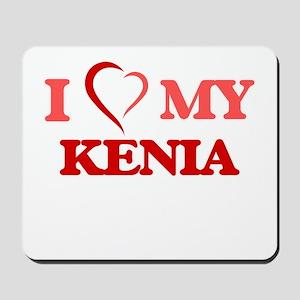I love my Kenia Mousepad