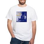 White T-Shirt (Toybox w/logo on back)