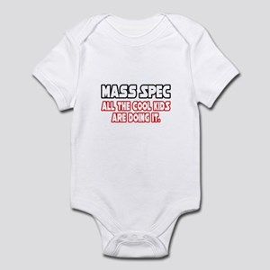 """Mass Spec...Cool Kids"" Infant Bodysuit"