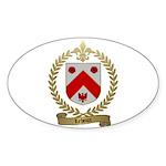 LEHOUX Family Oval Sticker