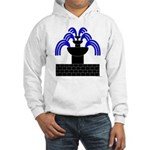 Fontaine Dans Sable Hooded Sweatshirt