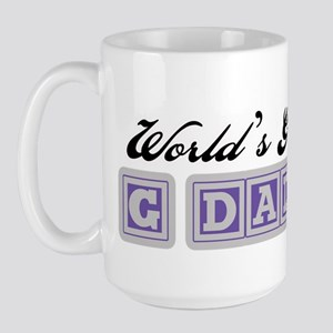 World's Greatest G-Daddy Large Mug