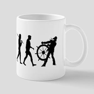 Sailor Evolution 11 oz Ceramic Mug