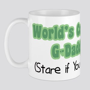 World's Coolest G-Daddy Mug