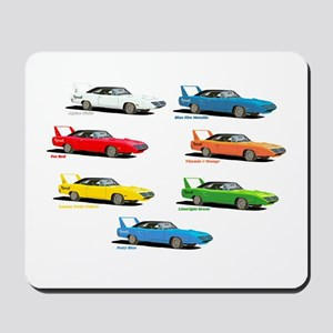 Super Colors Mousepad