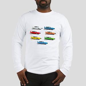 Super Colors Long Sleeve T-Shirt