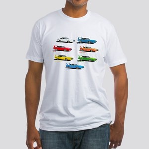Super Colors Fitted T-Shirt
