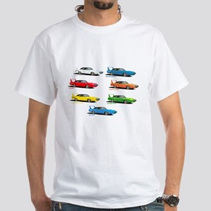 Super Colors White T-Shirt