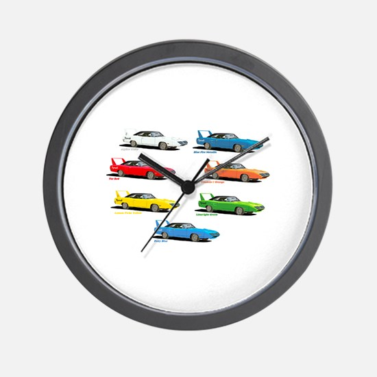 Funny Muscle Wall Clock