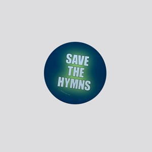 """Save the Hymns (1"""" Button)"""