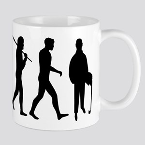 Accountant Evolution Mug