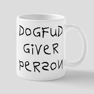 Dogfud Lefty Mug