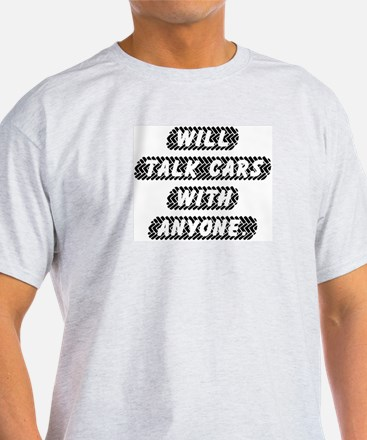 Will Talk Cars... T-Shirt