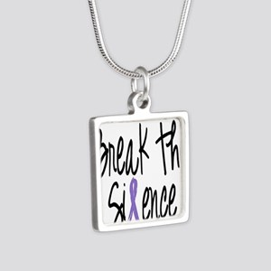 Speak Out Say No Necklaces