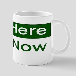 Log Now Mug