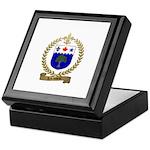 LEVASSEUR Family Keepsake Box
