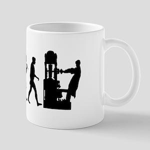 Printing Evolution Mug