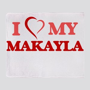 I love my Makayla Throw Blanket