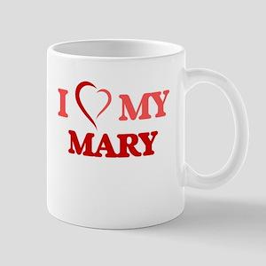 I love my Mary Mugs