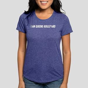 """""""I Am Queens Boulevard"""" Women's Dark T-Shirt"""