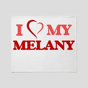 I love my Melany Throw Blanket