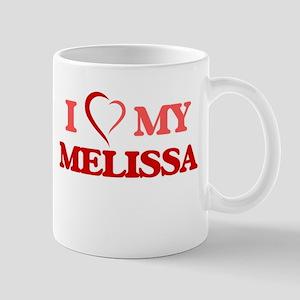 I love my Melissa Mugs