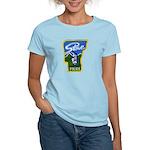Stowe Police Women's Light T-Shirt