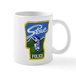 Stowe Police Mug