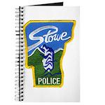 Stowe Police Journal