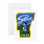 Stowe Police Greeting Cards (Pk of 10)