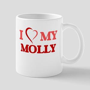 I love my Molly Mugs