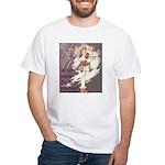 Jack Be Nimble White T-Shirt
