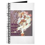 Jack Be Nimble Journal