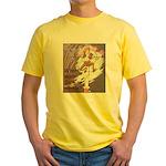 Jack Be Nimble Yellow T-Shirt