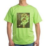 Jack Be Nimble Green T-Shirt
