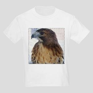 Ostara, Red Tail hawk Kids T-Shirt