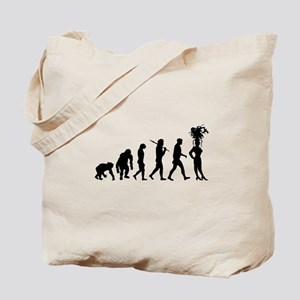 Showgirl Evolution Tote Bag