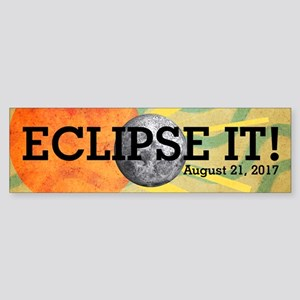Eclipse 2017 Sticker (Bumper)