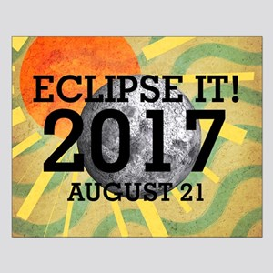 Eclipse 2017 Small Poster