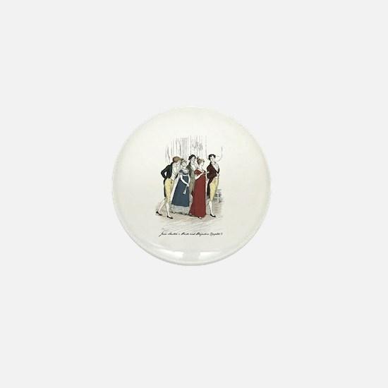 Hugh Thompson 3 Mini Button