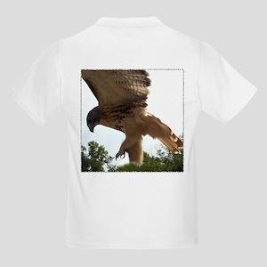 Ostara, Red Tailed Hawk Landi Kids T-Shirt