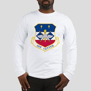 AEF Center Long Sleeve T-Shirt