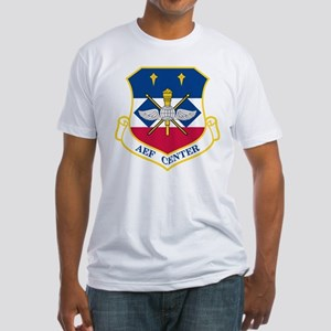 AEF Center Fitted T-Shirt