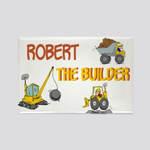 Bob the Builder Rectangle Magnet