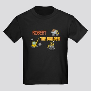 Bob the Builder Kids Dark T-Shirt